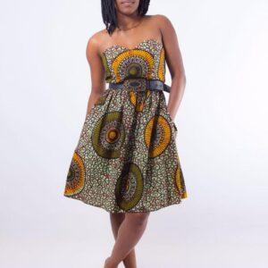 Tariro Dress