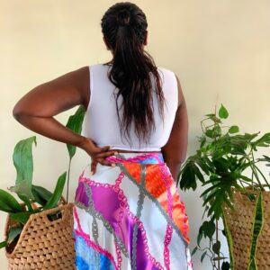 Aneni slip skirt
