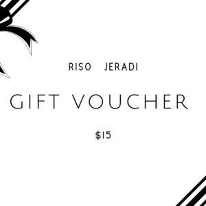 Gift Voucher ($15)
