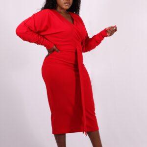 Runako Midi Dress